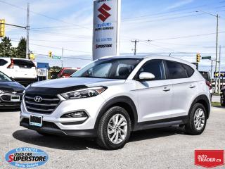 Used 2016 Hyundai Tucson Premium AWD ~Heated Seats ~Backup Cam ~Bluetooth for sale in Barrie, ON