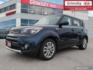 Used 2018 Kia Soul EX for sale in Grimsby, ON