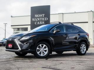 Used 2016 Lexus RX 350 AWD V6|NAVI|BSM|APPLE CAR PLAY|ANDROID AUTO for sale in Kitchener, ON