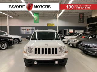 Used 2015 Jeep Patriot NORTH *CERTIFIED!* |BLUETOOTH|HEAT SEATS|4X4| for sale in North York, ON