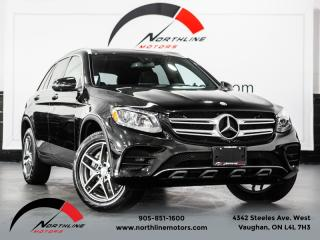 Used 2017 Mercedes-Benz GL-Class GLC300 4MATIC|AMG Sport|Navigation|Pano Roof|Blindspot|360 for sale in Vaughan, ON
