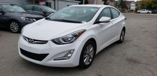 Used 2015 Hyundai Elantra Sport for sale in Toronto, ON