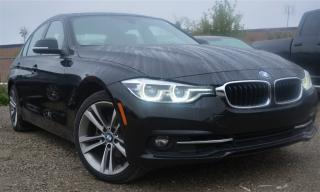 Used 2018 BMW 3 Series 330i xDrive Sedan for sale in Brampton, ON