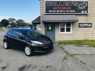 Used 2014 Ford Fiesta SE for sale in Kingston, ON