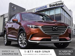 Used 2019 Mazda CX-9 0.99%FINANCE|GT|AWD|360 CAMERA|CLEAN CARFAX for sale in Scarborough, ON