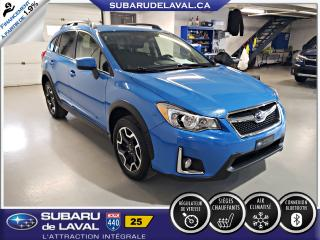 Used 2016 Subaru XV Crosstrek 2.0 Touring Awd *Siège Chauffant* for sale in Laval, QC