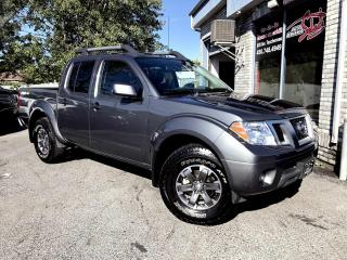 Used 2019 Nissan Frontier PRO-4X cabine double 4x4 caisse standard for sale in Longueuil, QC