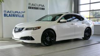Used 2016 Acura TLX SH-AWD ** TECH ** A-SPEC ** for sale in Blainville, QC