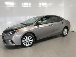Used 2016 Toyota Corolla LE, A/C, CAM, MAGS for sale in Montréal, QC