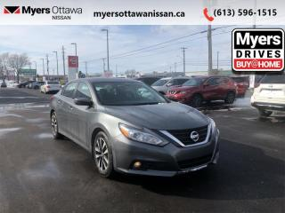 Used 2018 Nissan Altima SV  - Certified - Bluetooth - $116 B/W for sale in Ottawa, ON