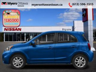 New 2019 Nissan Micra SV  - Style Package - $117 B/W for sale in Ottawa, ON