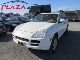 Used 2006 Porsche Cayenne S for sale in Beauport, QC