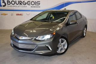 Used 2017 Chevrolet Volt *** LT, 0L/100KM!!! *** for sale in Rawdon, QC