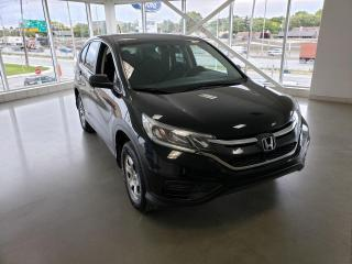 Used 2015 Honda CR-V Traction intégrale 5 portes LX for sale in Montréal, QC