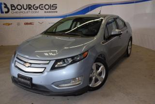Used 2013 Chevrolet Volt *** CUIR, CAMÉRA, S1 & S2 pkg, MAGS POLIS !!! *** for sale in Rawdon, QC