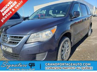Used 2009 Volkswagen Routan Comfortline for sale in Rivière-Du-Loup, QC