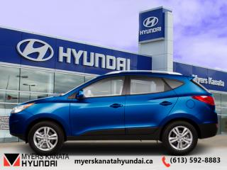 Used 2012 Hyundai Tucson GL  - $122 B/W - Low Mileage for sale in Kanata, ON