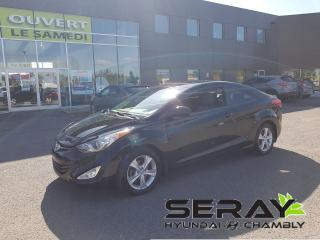 Used 2013 Hyundai Elantra GLS, 52922 KM, MAGS, BLUETOOTH, TOIT for sale in Chambly, QC