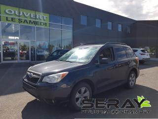 Used 2014 Subaru Forester 2.5i Convenience, MAGS, CAMERA, BLUETOOTH for sale in Chambly, QC
