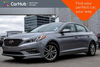 Used 2016 Hyundai Sonata 2.4L GLS|Sunroof|Backup_Cam|SiriusXM|Keyless_GO for sale in Thornhill, ON