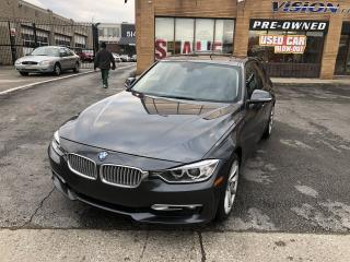 Used 2014 BMW 3 Series 4DR SDN 328D XDRIVE AWD for sale in North York, ON