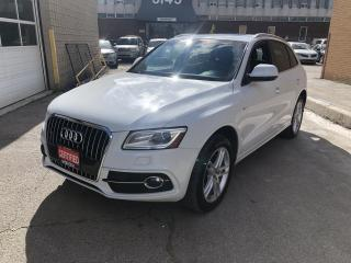 Used 2013 Audi Q5 quattro 4dr 3.0L Premium Plus for sale in North York, ON