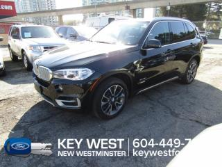 Used 2018 BMW X5 xDrive35i *No Accidents* Sunroof Leather Nav Cam Heated Seats for sale in New Westminster, BC