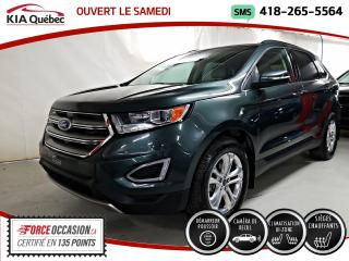 Used 2015 Ford Edge Sel V6 Camera for sale in Québec, QC