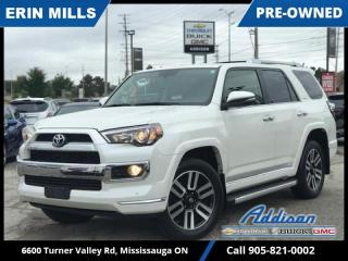 Used 2016 Toyota 4Runner SR5   Limited Package NAVI JBL AUDIO SUNROOF  for sale in Mississauga, ON
