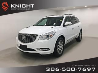 Used 2016 Buick Enclave AWD V6 | Leather | Sunroof | Remote Start for sale in Regina, SK