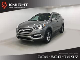 Used 2017 Hyundai Santa Fe Sport SE AWD | Leather | Sunroof for sale in Regina, SK