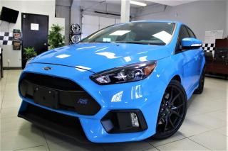 Used 2016 Ford Focus RS SUPER LOW KMS|NAVI|SUNROOF|REVERSE CAMERA!! for sale in Bolton, ON
