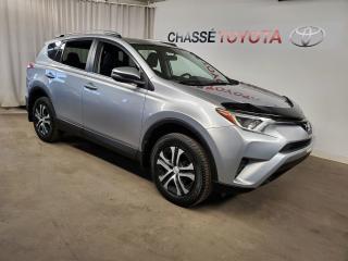 Used 2016 Toyota RAV4 LE GROUPE AMÉLIORÉ for sale in Montréal, QC