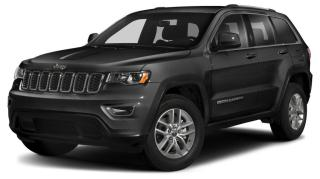 Used 2020 Jeep Grand Cherokee Laredo for sale in Ottawa, ON