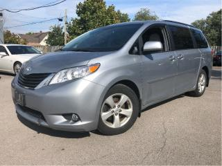Used 2014 Toyota Sienna Power Sliding Doors Rearview Camera Dual Zone A/C for sale in St Catharines, ON