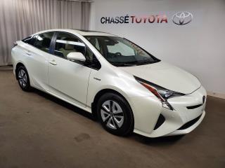 Used 2017 Toyota Prius Techonology Gr. Avancé - Garantie Prolongée for sale in Montréal, QC