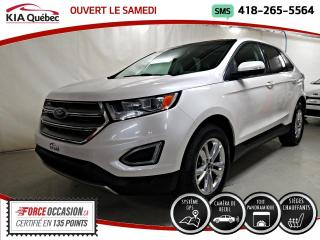 Used 2016 Ford Edge SEL* AWD* GPS* TOIT PANO* CAMERA* for sale in Québec, QC