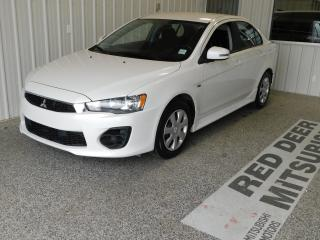 Used 2016 Mitsubishi Lancer ES for sale in Red Deer, AB