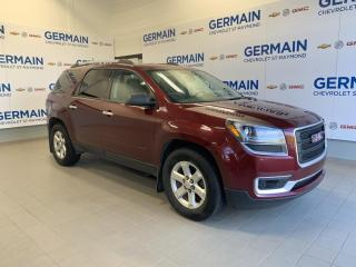 Used 2016 GMC Acadia SLE- AWD- MOTEUR V6 3.6L. 3 RANGÉES BANCS for sale in St-Raymond, QC