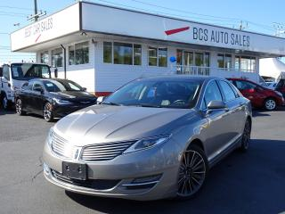 Used 2016 Lincoln MKZ All Wheel, Radar Assist, Low Kms, Super Clean for sale in Vancouver, BC