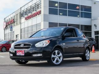 Used 2007 Hyundai Accent SPORT for sale in London, ON