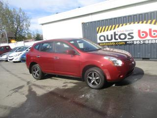 Used 2010 Nissan Rogue ( 153 000 KM - LIQUIDATION ) for sale in Laval, QC