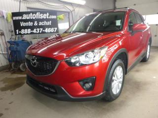 Used 2014 Mazda CX-5 AWD 4dr Auto GS for sale in St-Raymond, QC