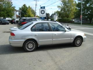 Used 2000 Acura EL Se automatique for sale in Ste-Thérèse, QC