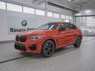 New 2020 BMW X4 Competition for sale in Edmonton, AB