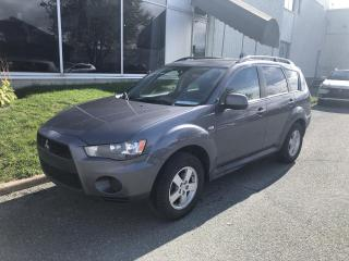 Used 2010 Mitsubishi Outlander 2 RM 4 portes ES for sale in Sherbrooke, QC
