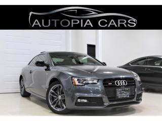 Used 2017 Audi S5 2dr Cpe Auto Dynamic Edition for sale in North York, ON