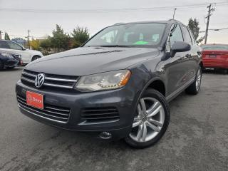 Used 2011 Volkswagen Touareg 4DR TDI HIGHLINE for sale in Surrey, BC