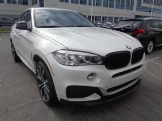 Used 2017 BMW X6 xDrive35i M PERFORMANCE PKG! FULL FULL for sale in Dorval, QC