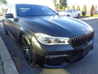 Used 2017 BMW 7 Series xDrive WOW! JUST WOW! for sale in Dorval, QC